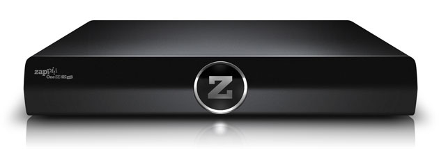 zappiti one se 4k hdr front