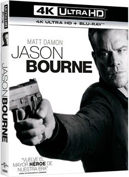 jason bourne uhd