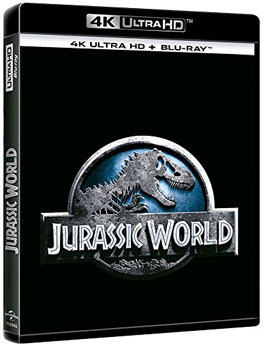jurassic world uhd