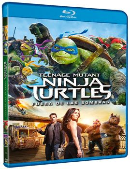 ninja turtles bd