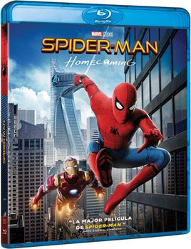 spiderman home bd